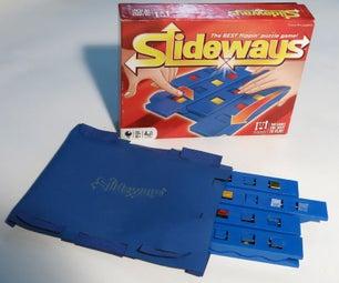 Slideways Game Travel Bag