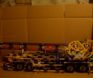 K'NEX Mobile Crane Truck (versions 2 and 3)