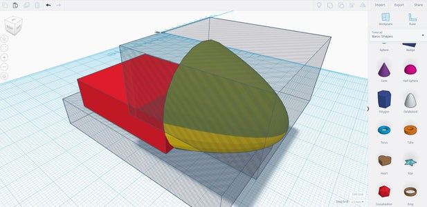 Boat Design: Part 3 - Combining Shapes