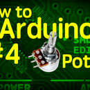 Potentiometers and AnalogRead - How to Arduino #4