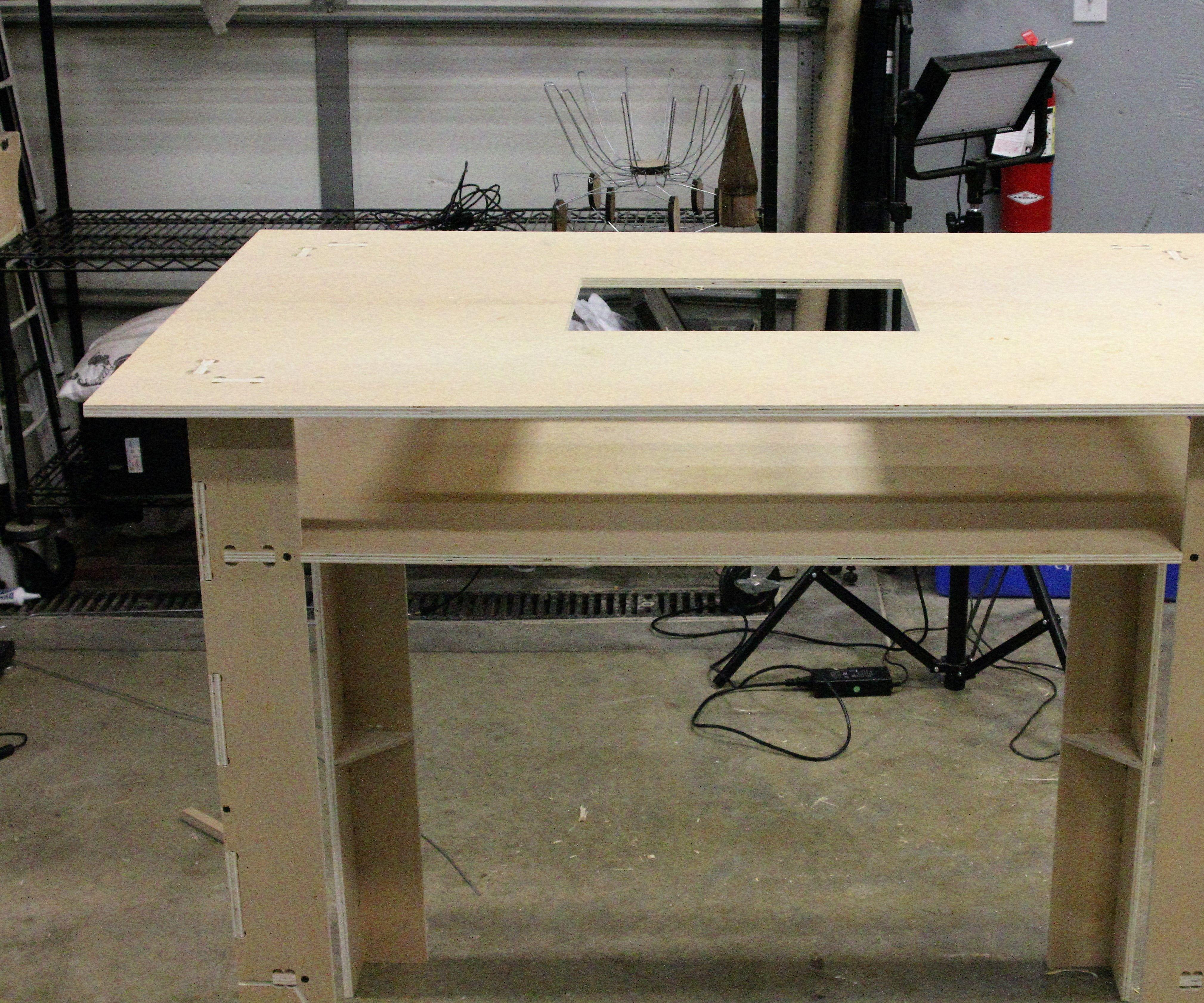 DI Wire Table