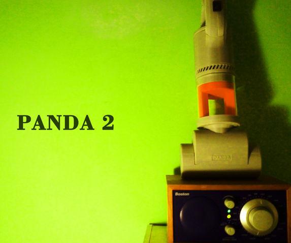 PANDA 2- 100% SUPPORT-FREE DUST SEPARATION VACUUM CLEANER