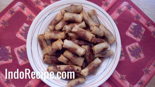 Fried Snacks (Sumpia)