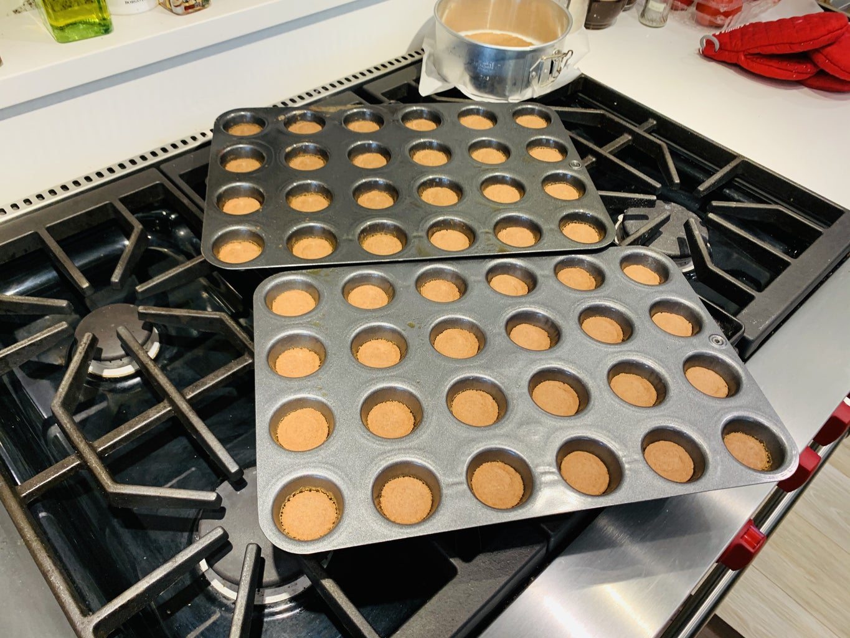Brownie Crust