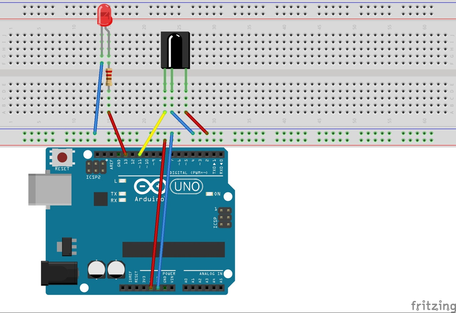 Part2: Application 1- Control an LED