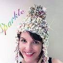 Sparkle Unicorn Floof Hat
