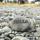 'Hello' Rocks