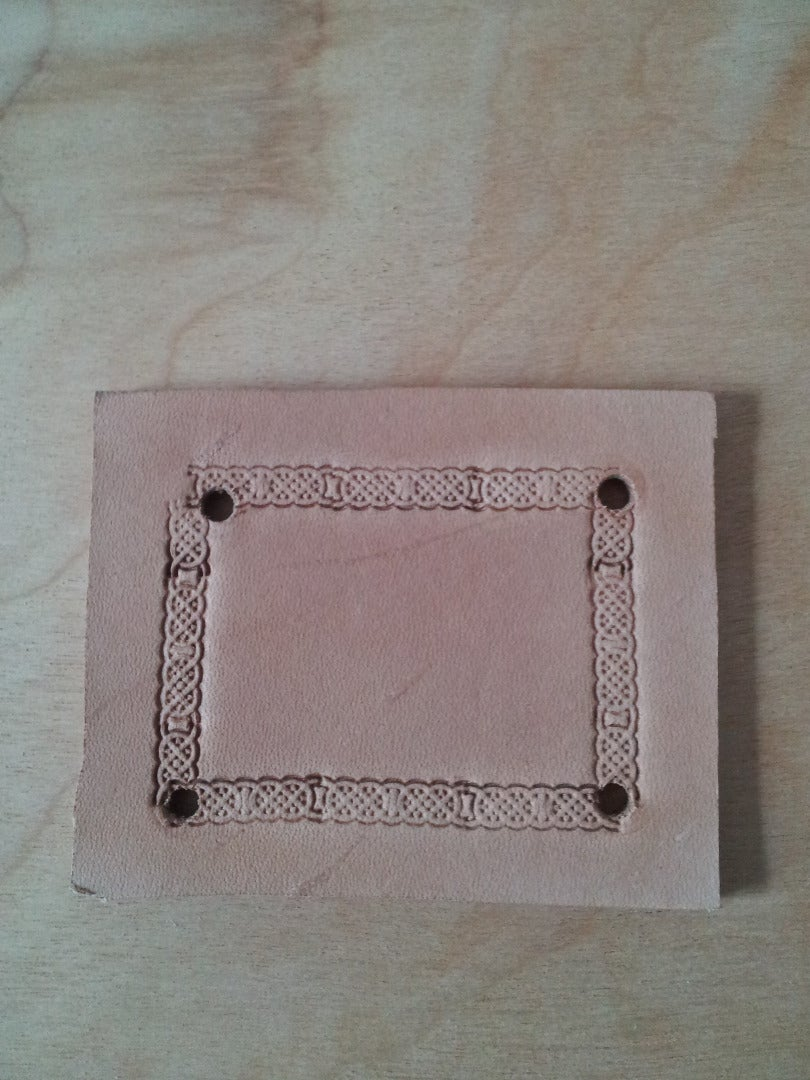 Tooling, Celtic Stamping, Brow Repousse
