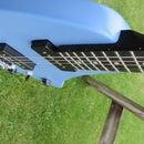 $150 Custom Ergonomic Guitar