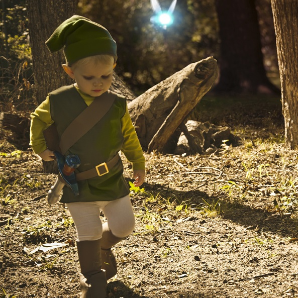 The Littlest Link- Kid Legend of Zelda Costume