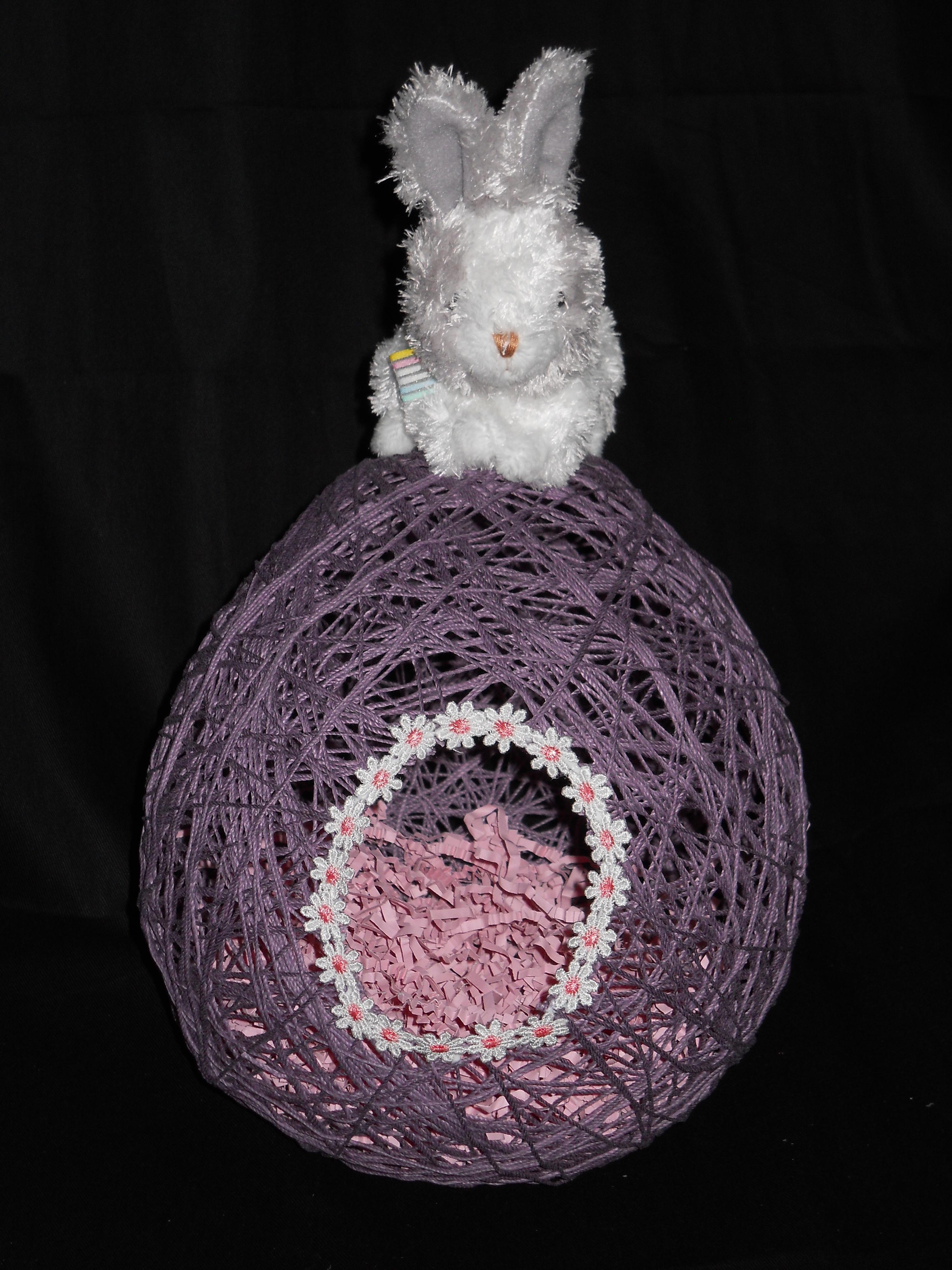 Easter Egg Decoration or Gift Craft