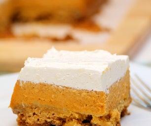 Pecan Pumpkin Dessert