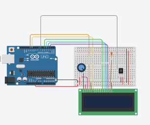 Arduino IR Sensor and Remote With LCD