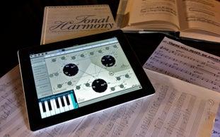 Mapping Tonal Harmony Tutorial I