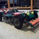 K'nex Formula One Dune Buggy