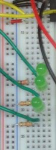 Setting Up the LED's