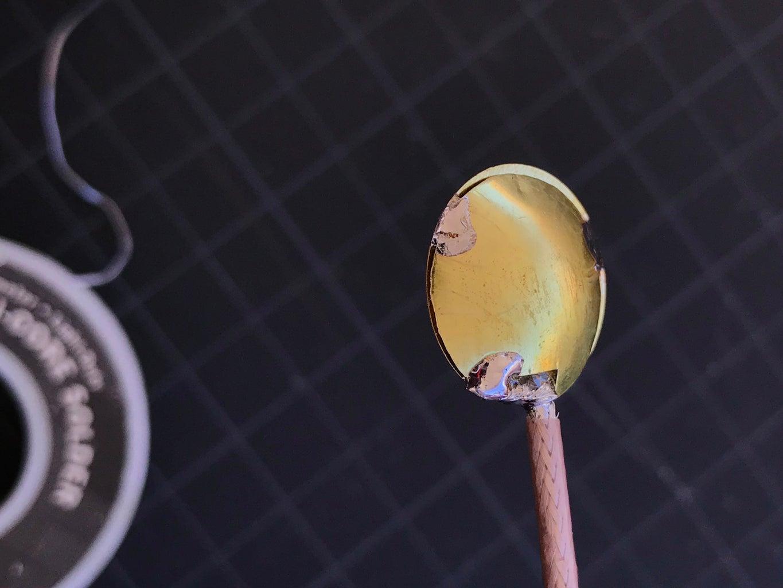 Attach Brass Shielding