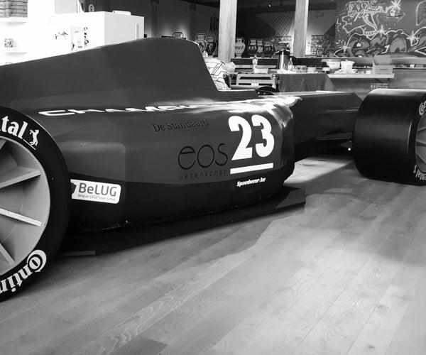 Full-size F1 Replica Car