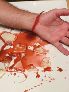 Spattering Blood and Fun Stuff
