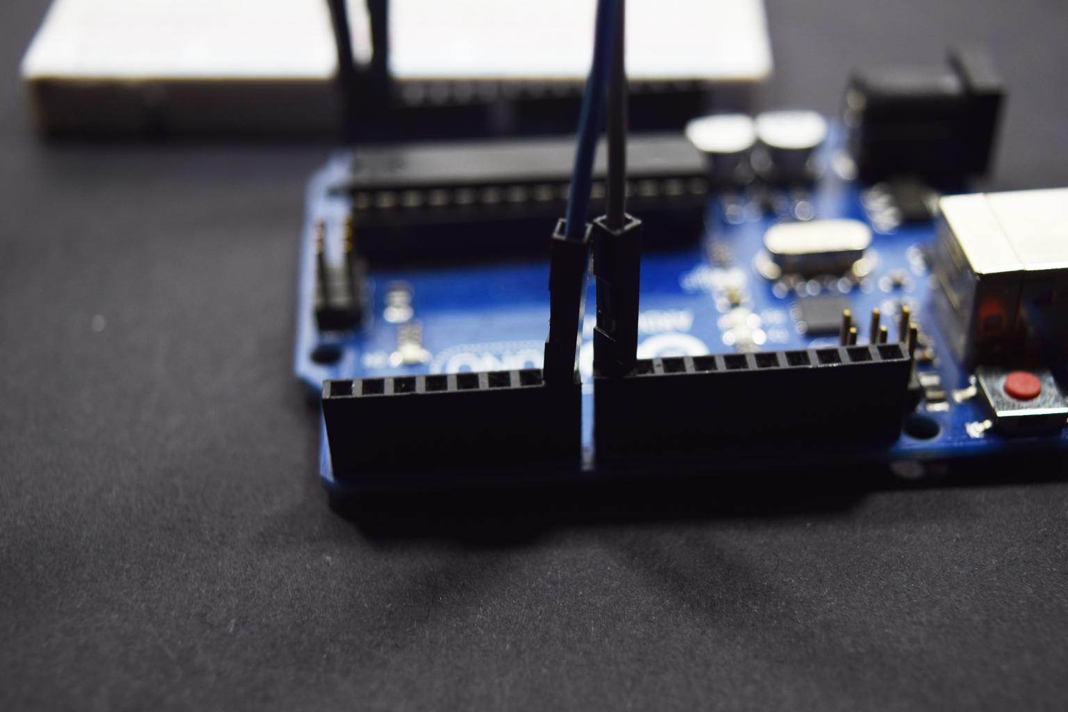 HC-05 Ultrasonic Sensor:
