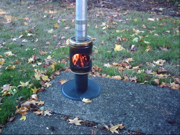 Stay Warm With the Heiny Heater!