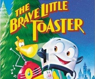 Brave Little Toaster Drinking Game