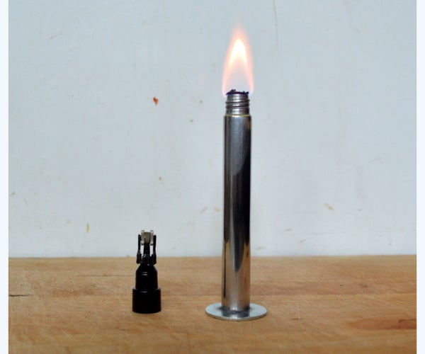 Homemade Lighter