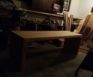 My First (real!) Workbench
