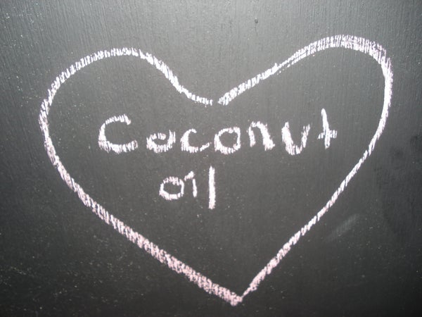 Coconut Oil Home Remedies