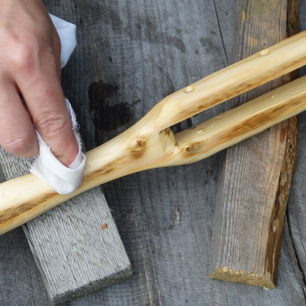 Oiling or Staining
