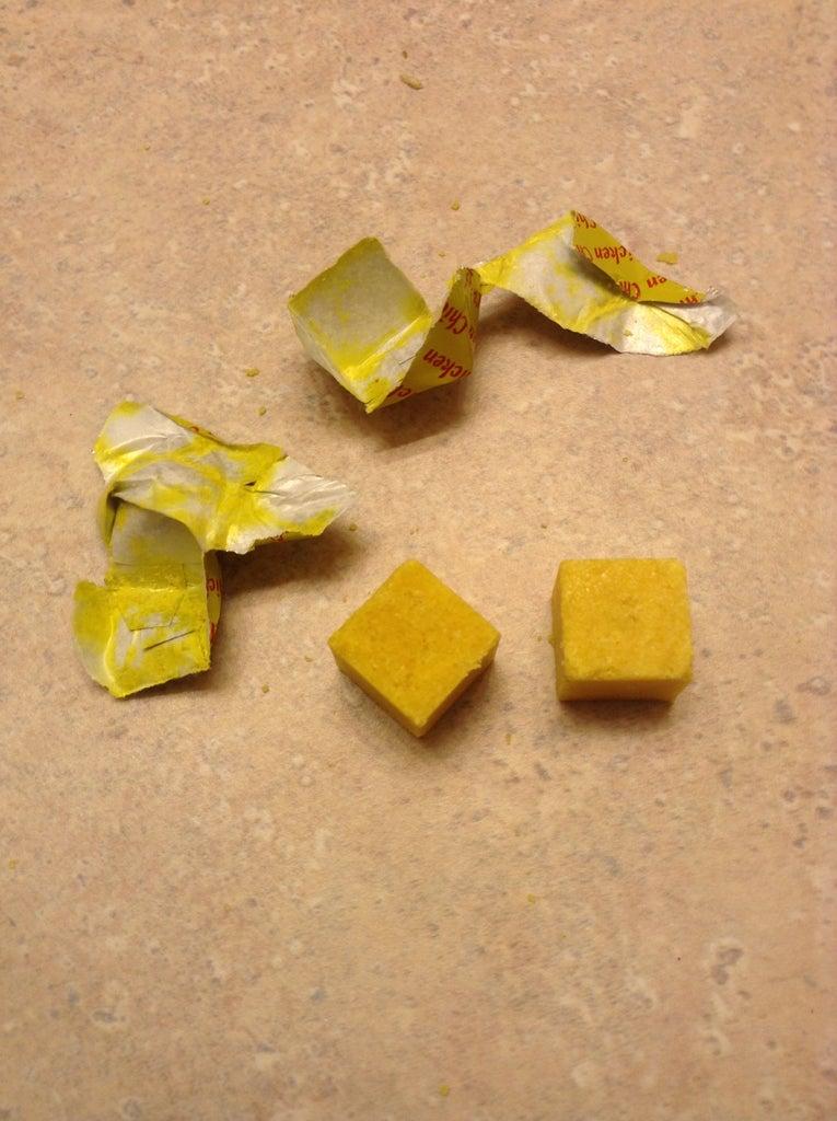 Unwrap Bullion Cubes