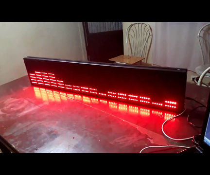 Analizador De Espectro Con ARDUINO Y WINAMP Plugin