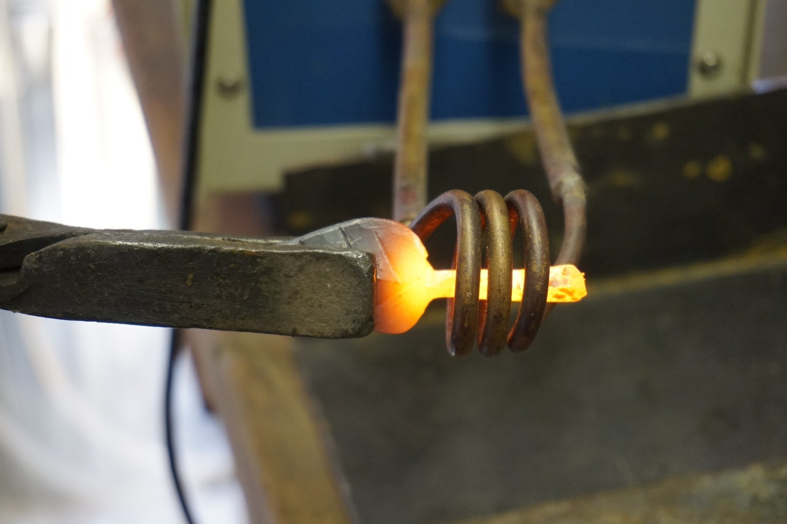 Step 8: Forge Your Stem Out.