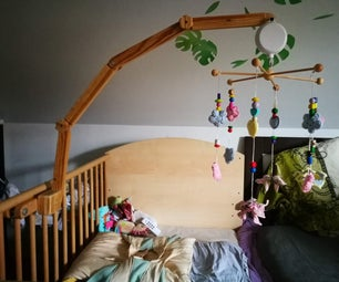 Creating a crib mobile