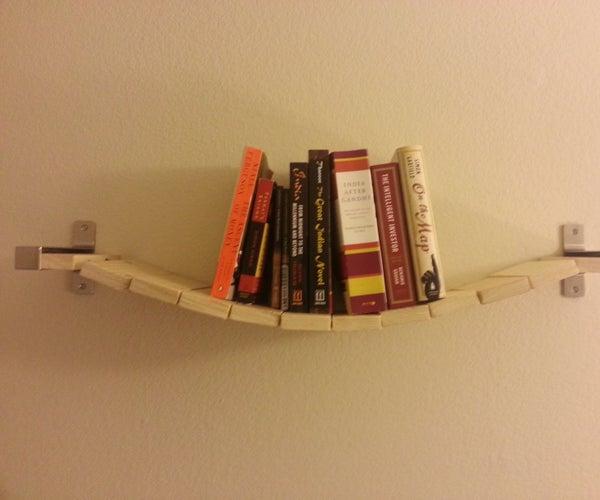 Bridge Bookshelf
