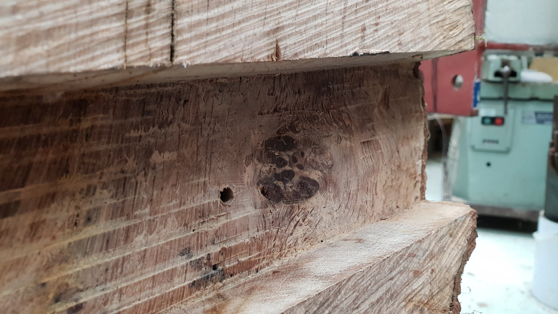 Drill Your Decking Screw Holes