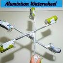 Aluminium Beer Can Waterwheel