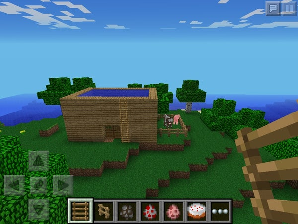 How to Make Minecraft Dream House