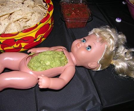 Doll Serving Dish