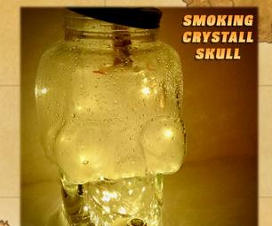 Smoking Crystal Skull