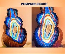 Pumpkin Geode