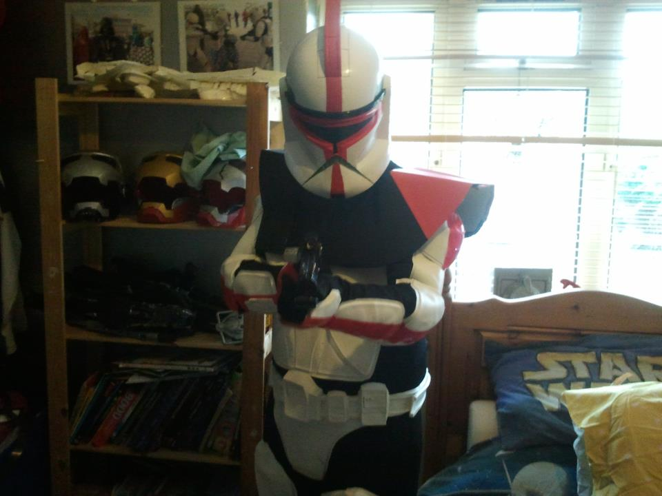 (more on the expensive side) ARC trooper cosplay