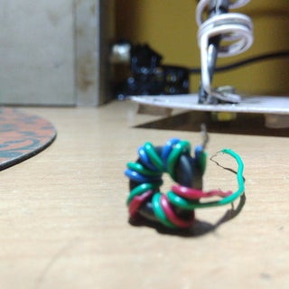 Making a Simple Joule Thief (made Easy)