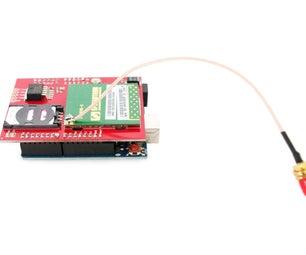 Arduino Cellular Shield Tutorial
