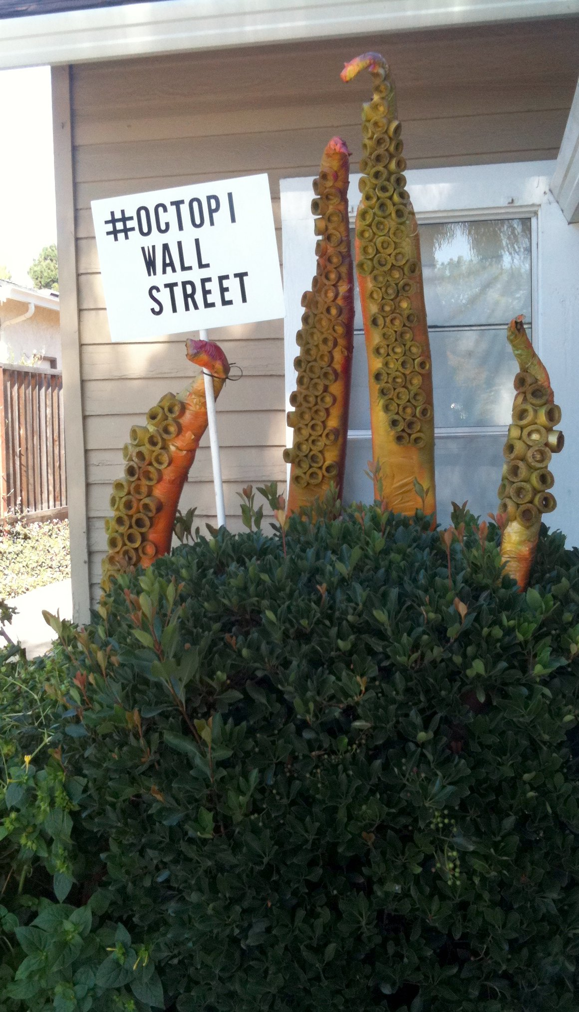 #OctopiWallStreet: big cheap tentacles