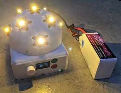 Portable LED Lamp