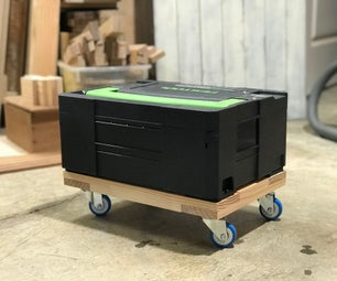 Homemade Systainer Cart
