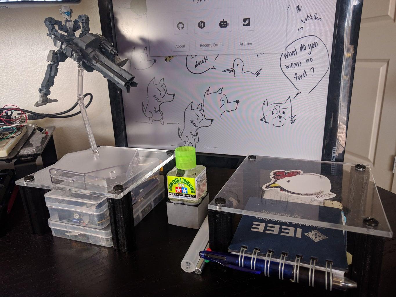 Desktop Micro-Riser