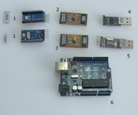 Using Arduino Pro Mini