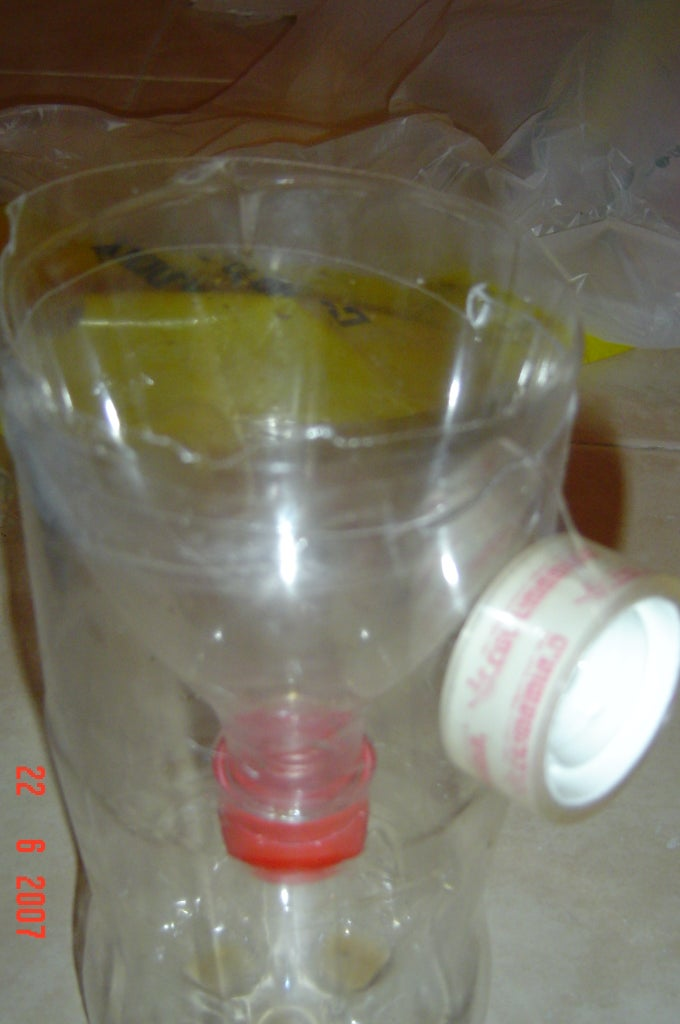 Make a Fly Trap in 2 Simple Steps